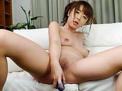 Hot japanese bondage and toy fucking with Marika - More at javhd.net