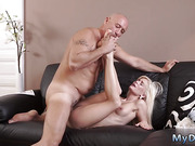 Chocolate syrup blowjob Horny light-haired wants to
