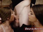 Office blowjob and dominates straight guy Two youthful