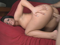 Cutie babe gets her pussy banged in exchange for money