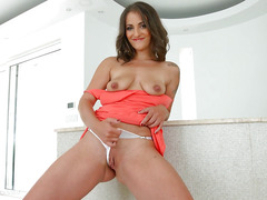 Nicoletta Noirett in ass gaping gonzo hardcore anal scene by Ass Traffic