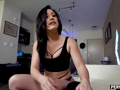 Creampied my mom when she came home from a night out