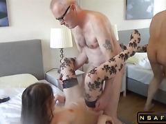 Old Norwegian Dude Fucks 19yo Prostitute part 2