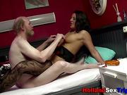 Dutch whore gets slammed