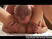 Teen railed by old man