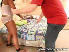 Amazing black girlfriend Shadee Layne