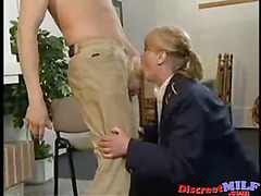 Skinny Russian Fucking Mature Police Woman