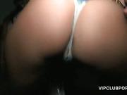 Dirty sluts sharing hard shafts in VIP orgy