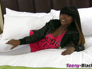 Slutty ebony teens facial