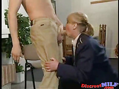 Russian Fucking Mature Police Woman