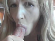 Horny housewife Jolene gets her tight twat fucked hard