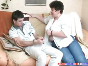 Made in Russia vol37 fat and horny mom