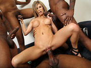 Chloe Chaos Wants To Be Gang Banged By Black Guys