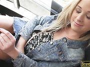 Tight blond teen girl Vinna Reed screwed for some cash