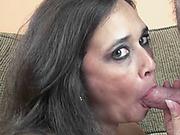 Mature slut Alesia Pleasure is geetting fucked by a geek