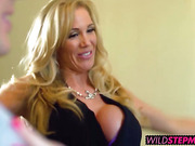 Ryans hot stepmom Rebecca Moore gives Mia some sex lessons