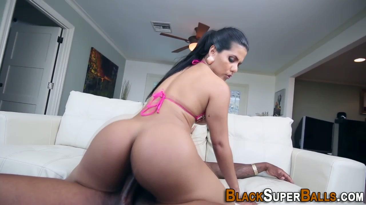 Mature Young Black Cock