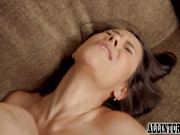 Horny Samia Duarte gets rimmed and ass fucked