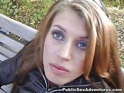 outdoor fuck with sexy amateur girl