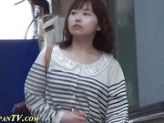 Asian sluts secretly pee