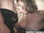 Nice Titty Wife Gang Banged at Dirty Ds