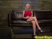 Slave fucked and gagged