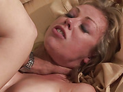 She loves to get fucked hard in the ass