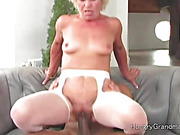 Thea gets cock sexy for the first time