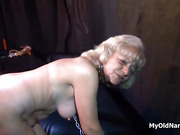 Granny Loves BDSM And Spanking
