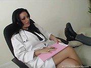 Big Titty Nurse Angelica Raven Wants It