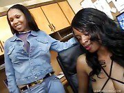 School Detention With Hot Black Chicks