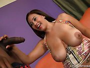 Selena Castro Craves Black Dick