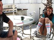 Stephanie Cane is Dirty Stepdaughter