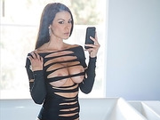 MILF mom Kendra Lust is a sex goddess who worship the cock