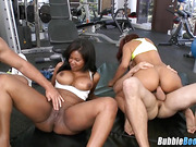 Thick Dominicans Riding Dick Jessica Dawn & Julissa James