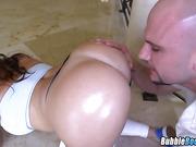 Playing With Superb Ass Of Julianna Vega