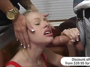 MILF and her stepdaughter shares on cock
