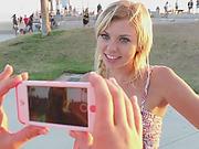 Beach Babes Tara Morgan And Mandy Armani Make Love In Apartment