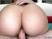 The amazing anal and ass on Remy is insane