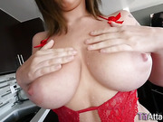 Real busty amateur fucked