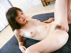 Momoka Rin tries stiff cock in dirty hardcore scenes
