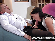 Piss in mouth & Piss sexying Video 19