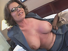 grote Mama Hot pussy