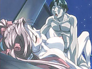 Nervous hentai with huge tits fucked hard cock