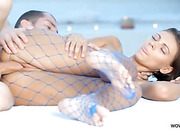 Sultry teen gal Bianca pounded real good
