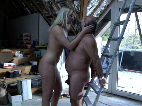 Skylar price tries interracial dp for the first time 7