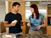 Nicki challenges her guy to seduce teen