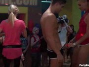 Girls fucking guy strippers