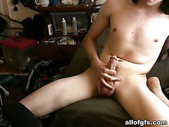 Real emo porn with web cam couple