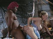 Sex parody blonde doggy style bbc milf fucking interracial